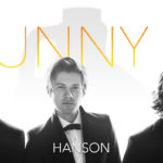 """Whatchu want, soda? Some purple stuff?"" Hanson poses for 'Sunny D' album cover. (AP Photo)"